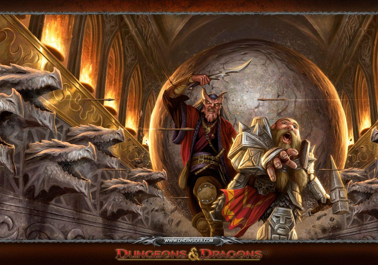 Dungeons And Dragons Wallpapers (41 Wallpapers) – HD Wallpapers