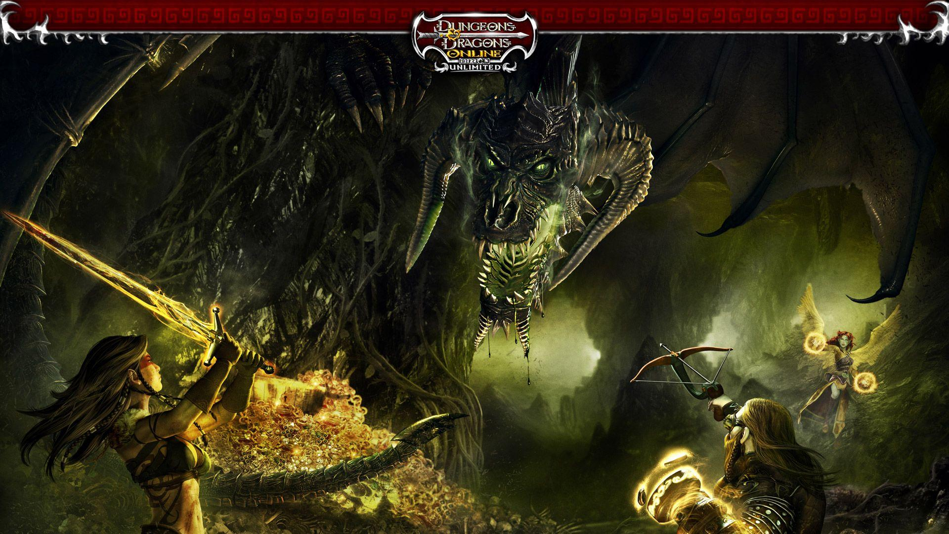 Dungeons And Dragons Wallpapers HD - wallpaper.wiki