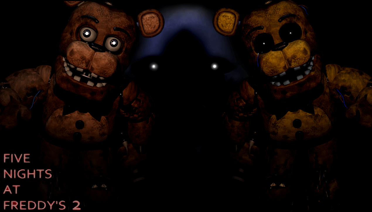FNaF 2 Wallpaper - Ready for Freddys? by PeterPack on DeviantArt