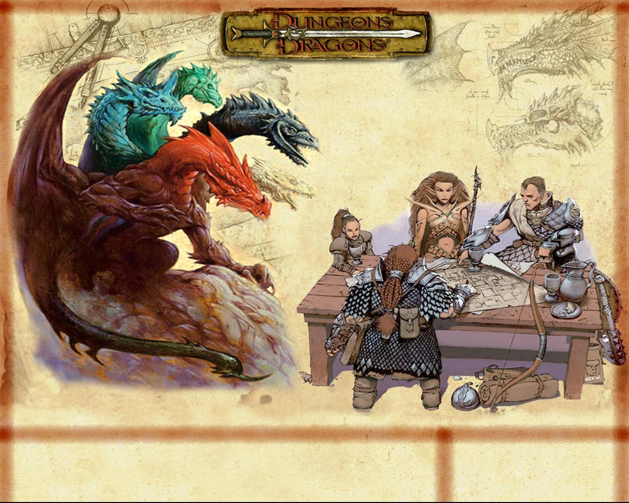 Dungeons & Dragons wallpaper (10 images) pictures download