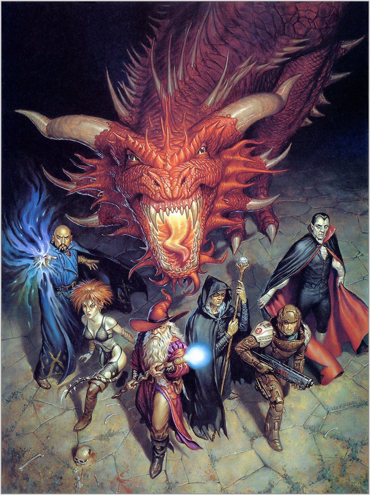 dungeons and dragons girls | Dungeons and Dragons HD Wallpapers ...