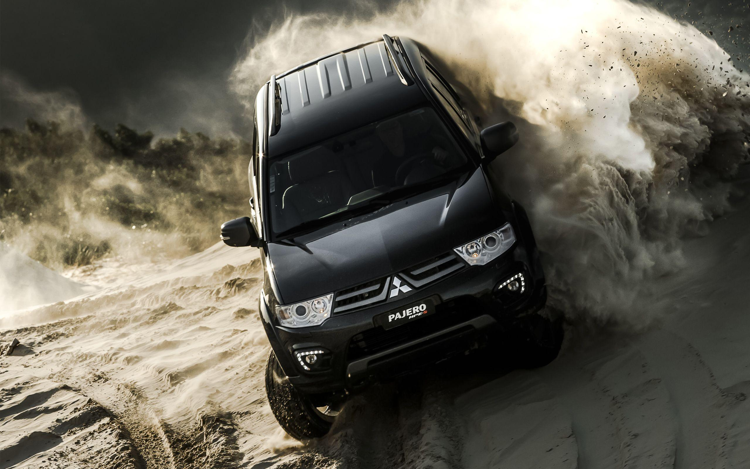 2015 Mitsubishi Pajero HPE S Wallpaper | HD Car Wallpapers