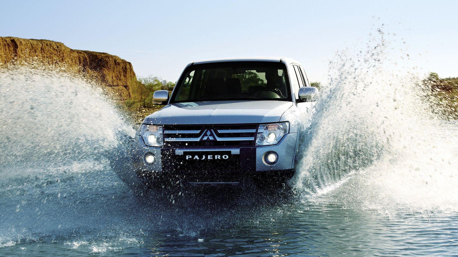 Charmant 44 Mitsubishi Pajero Wallpapers, HD Creative Mitsubishi Pajero .