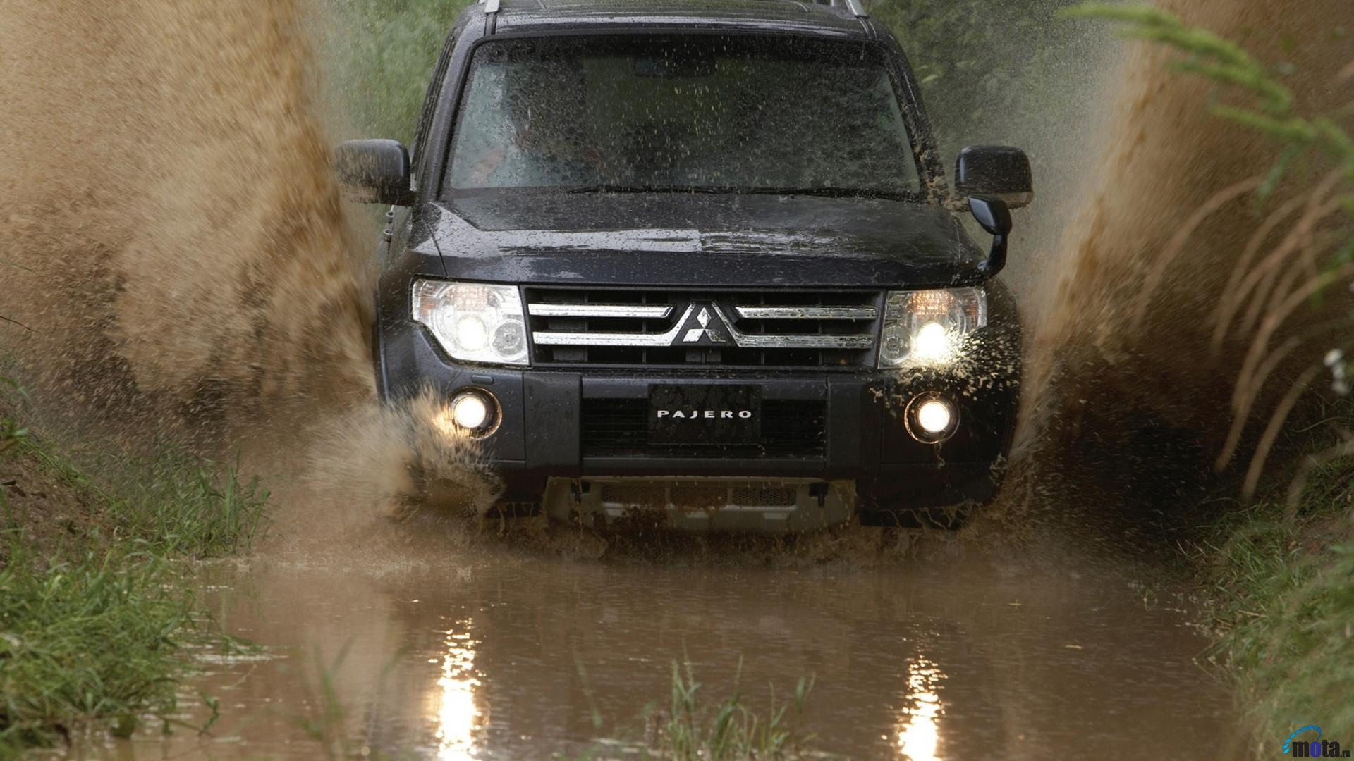 5 Mitsubishi Pajero HD Wallpapers | Backgrounds - Wallpaper Abyss