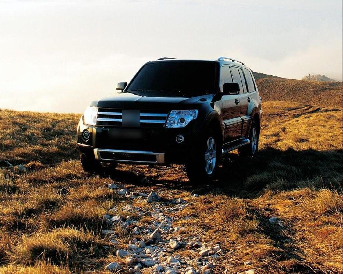 Wallpapers Mitsubishi Pajero - Android Apps on Google Play