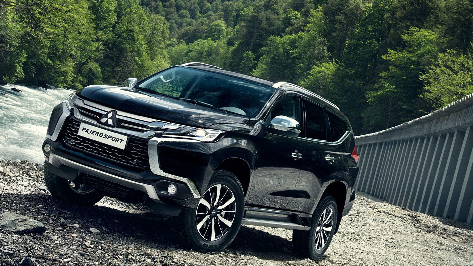 Incroyable 2018 Mitsubishi Pajero Wallpaper   2018 Mitsubishi Pajero Review .