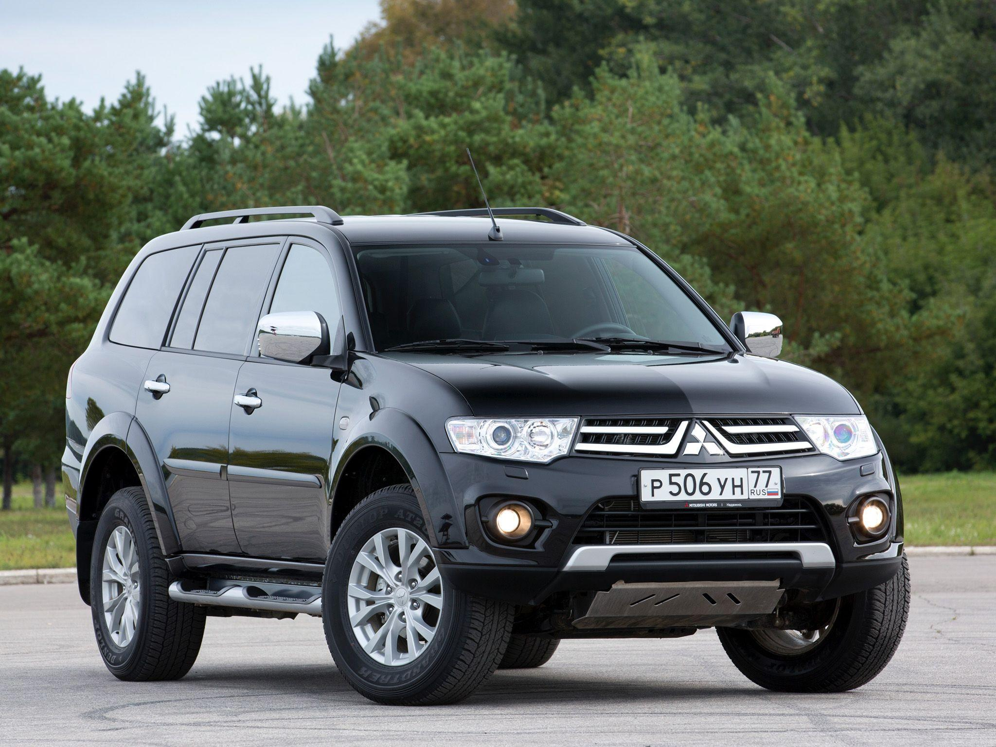 Mitsubishi Pajero Sport Photos and Wallpapers | TrueAutoSite