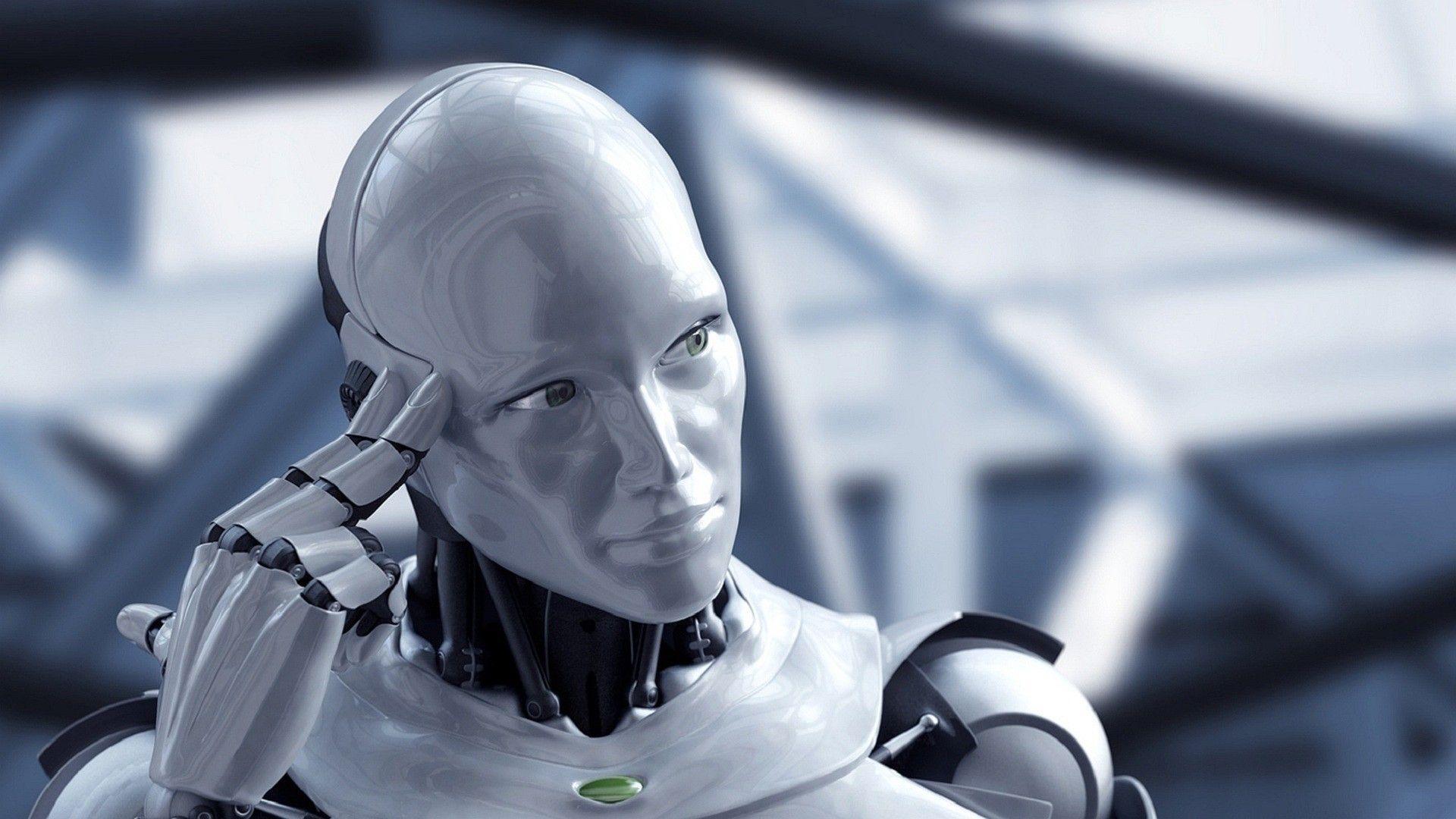 Cute Robot Desktop Backgrounds HD 9112 HD Wallpapers Site