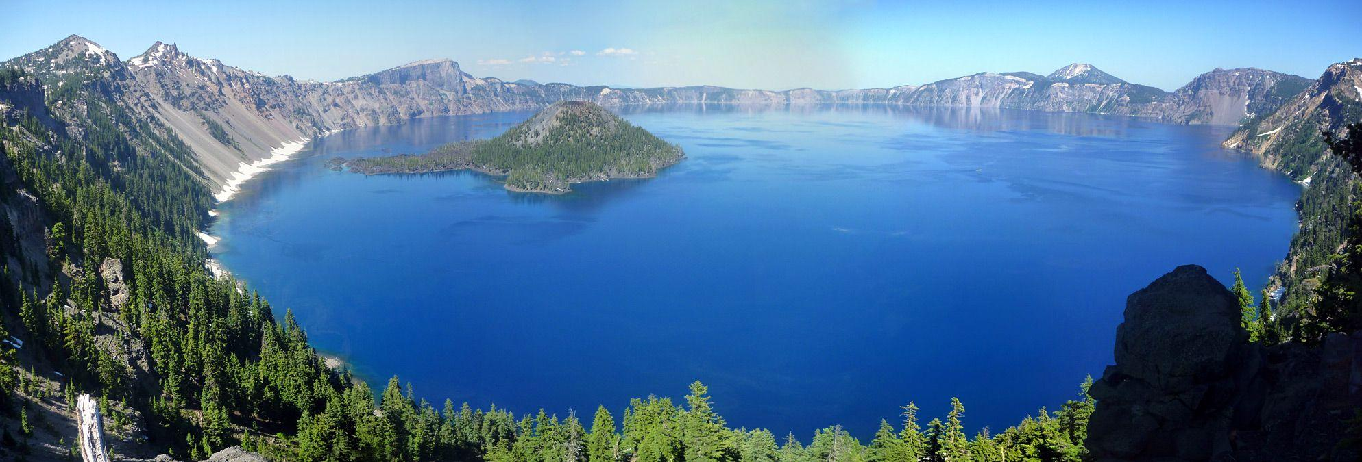 Gallery For > Crater Lake National Park Wallpapers