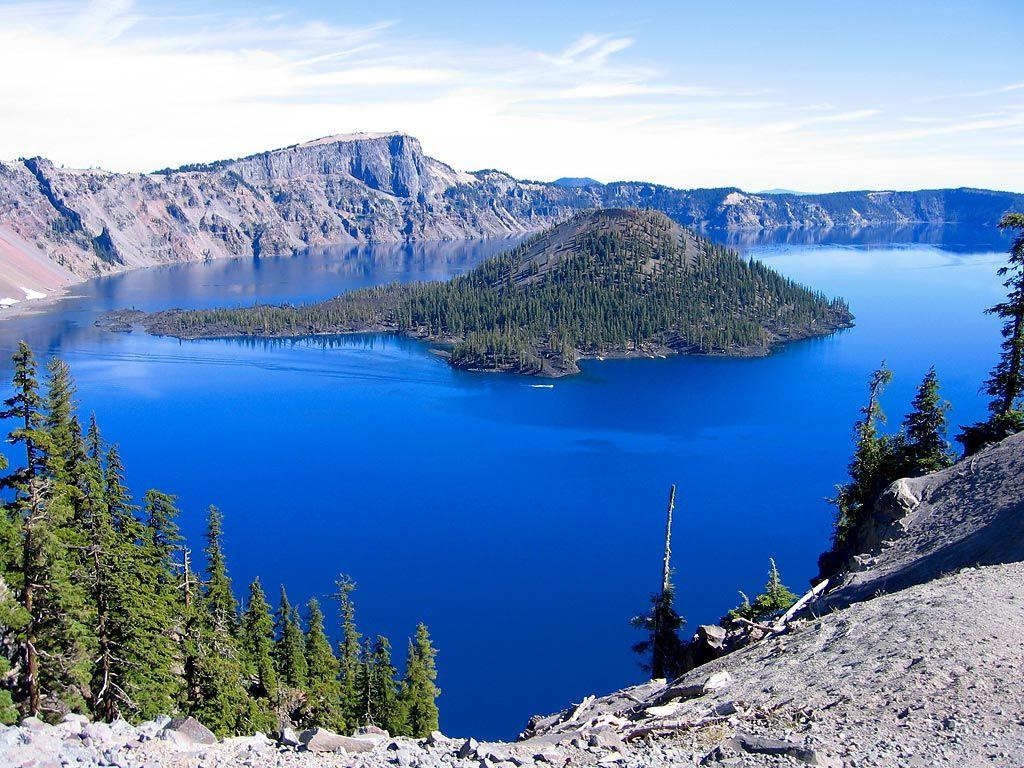 Evacuation warning issued for Crater Lake, as wildfire spreads ...