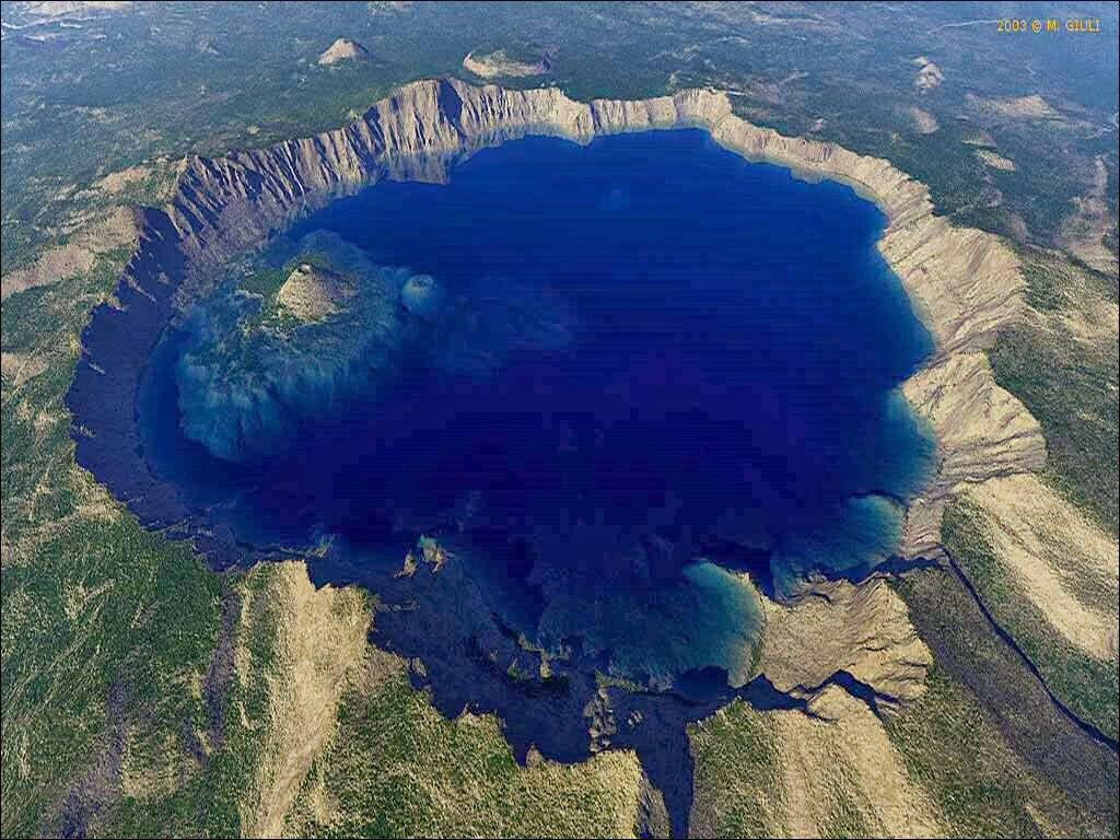 FreshWater Traveling: Crater Lake National Park