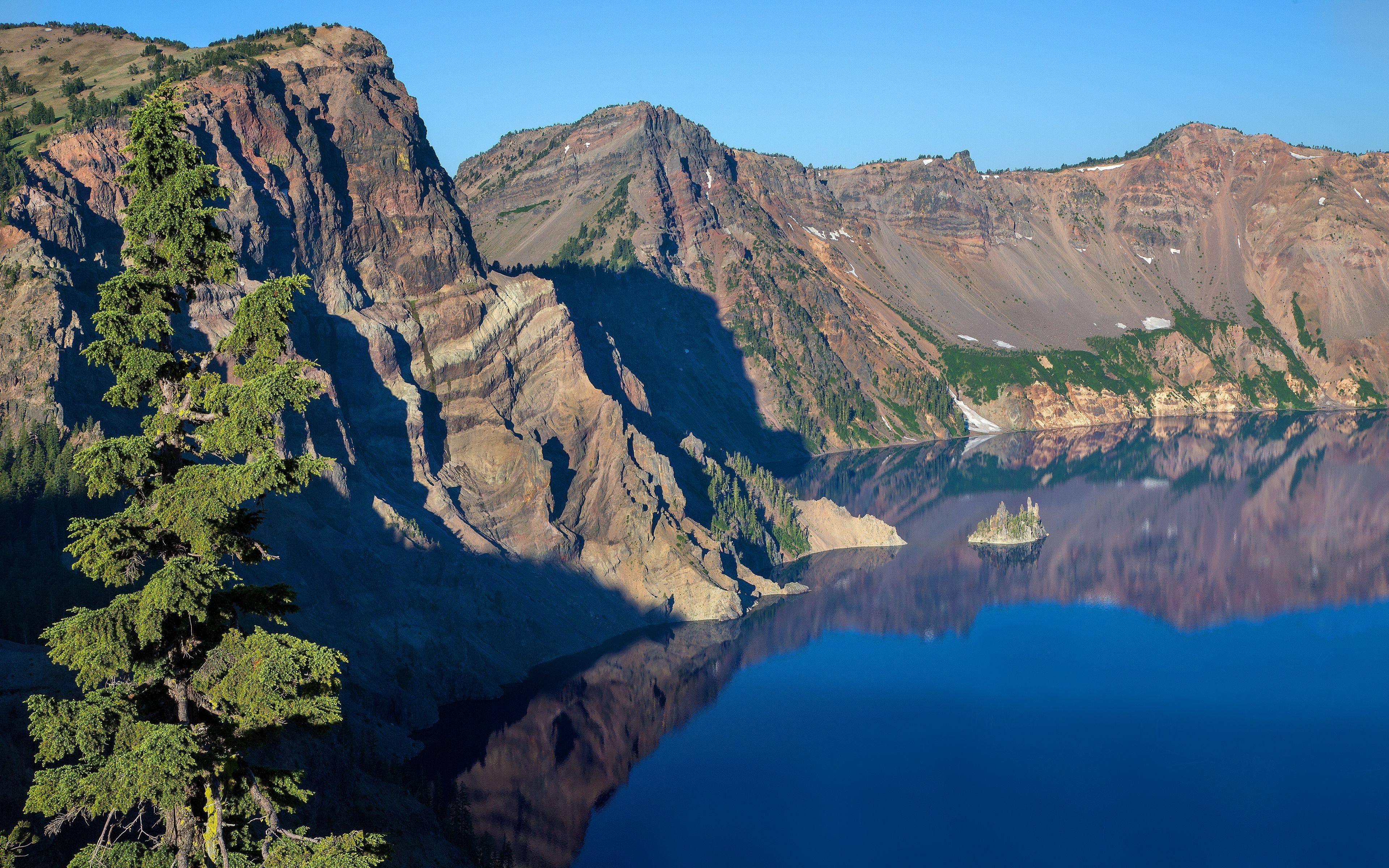 Crater Lake National Park in Oregon, USA wallpapers and images ...