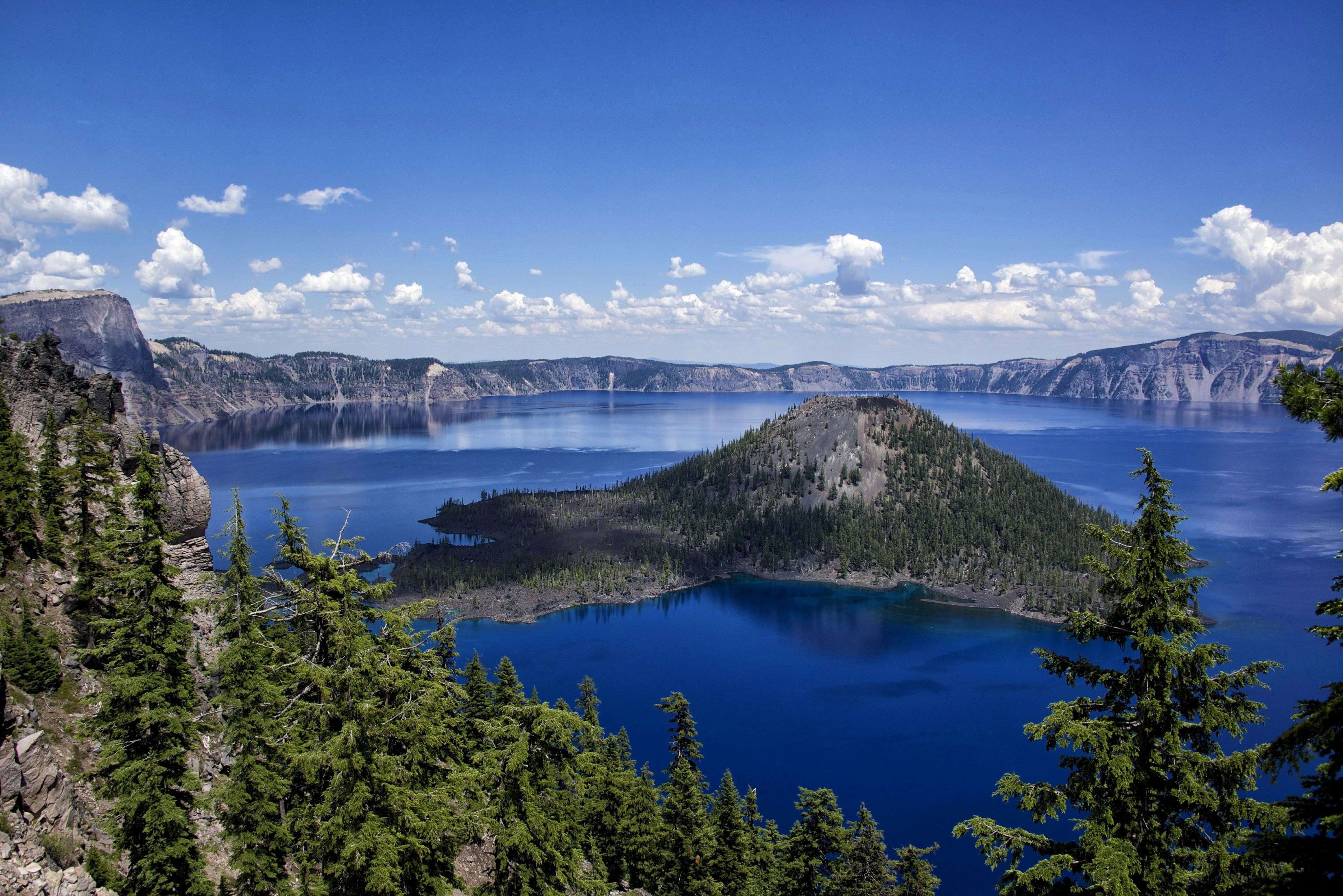 Lakes: Parks Lake Scenery Crater Nature Mountains Canada National ...