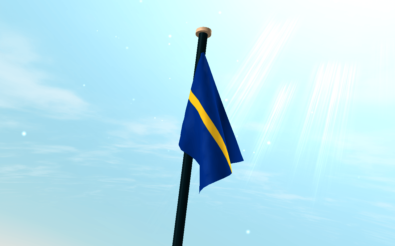 Nauru Flag 3D Live Wallpaper - Android Apps on Google Play