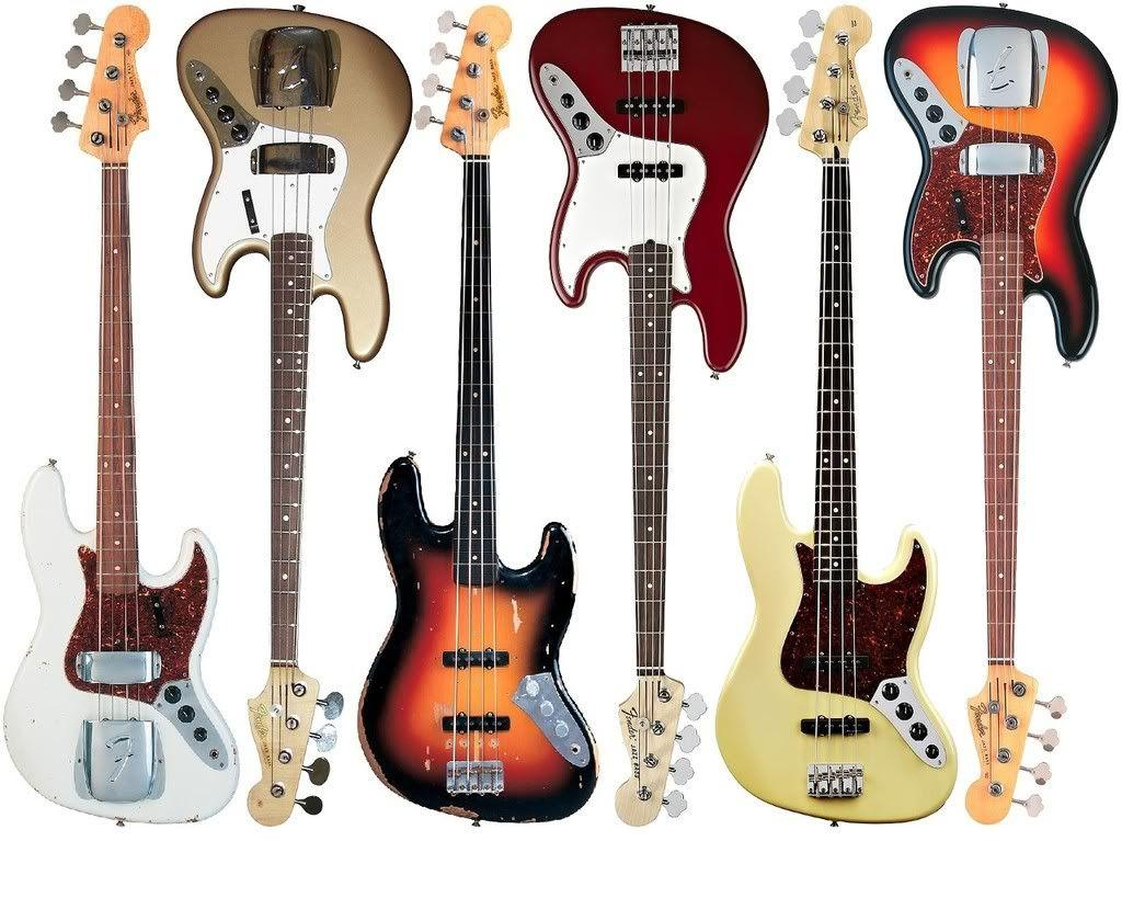 Bass Guitar Pictures Wallpaper: Fender Bass Guitars Wallpapers
