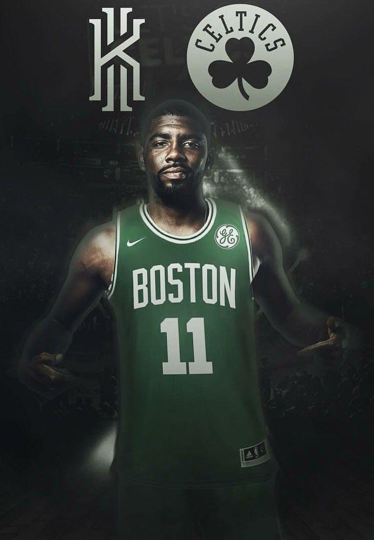 Kyrie Irving In Boston Celtics