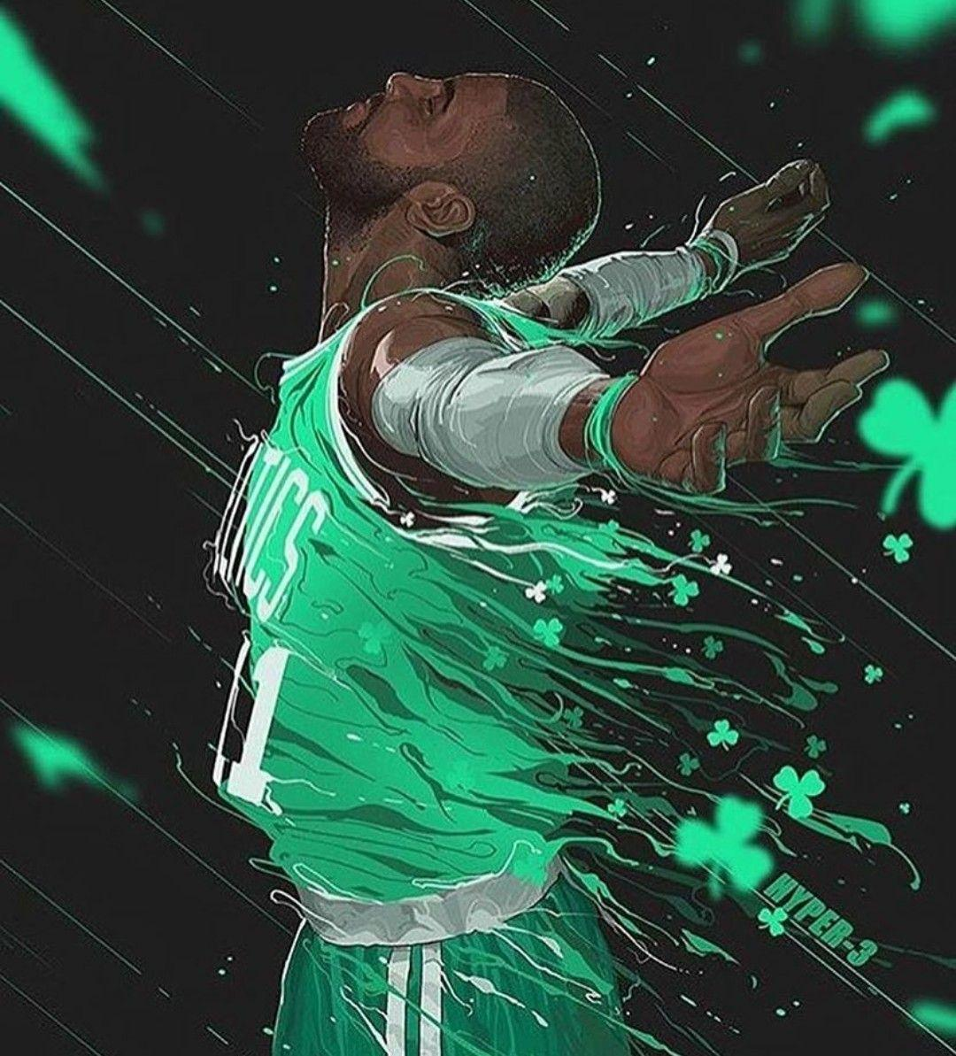 Kyrie Irving edit Boston Celtics | Basketball | Pinterest | Kyrie .