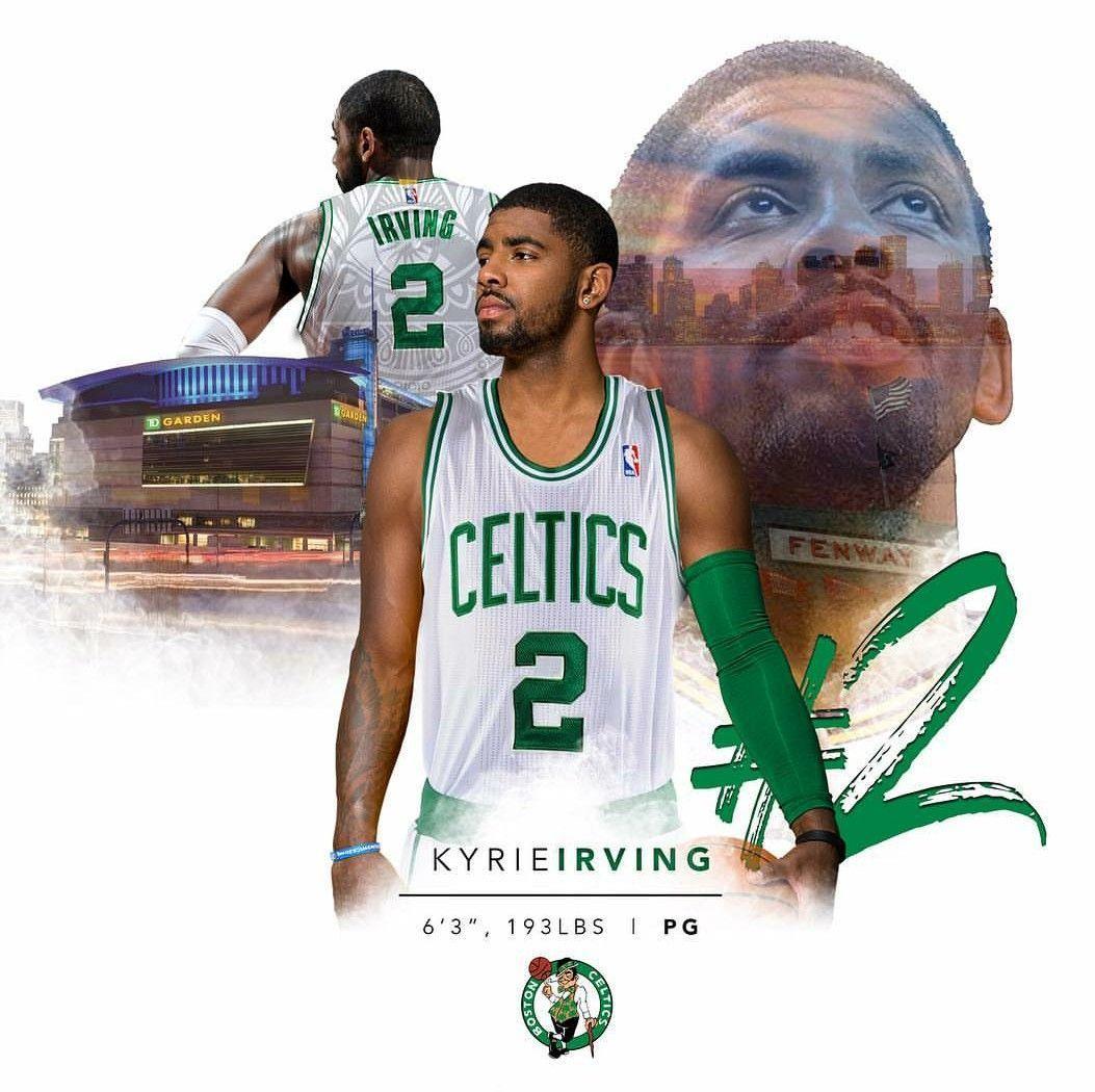 Kyrie Irving Wallpaper: Kyrie Irving Boston Celtics Wallpapers