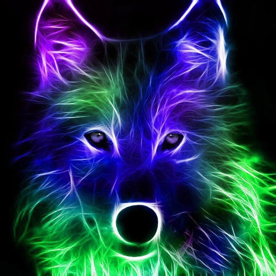 Neon Animals Wallpapers