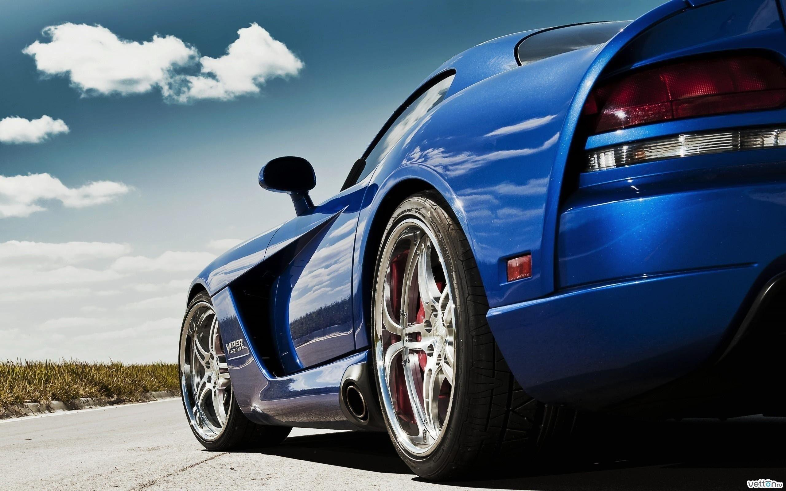 Blue Cars Wallpapers Wallpaper Cave