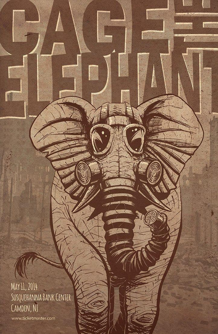 Cage The Elephant Wallpapers Wallpaper Cave