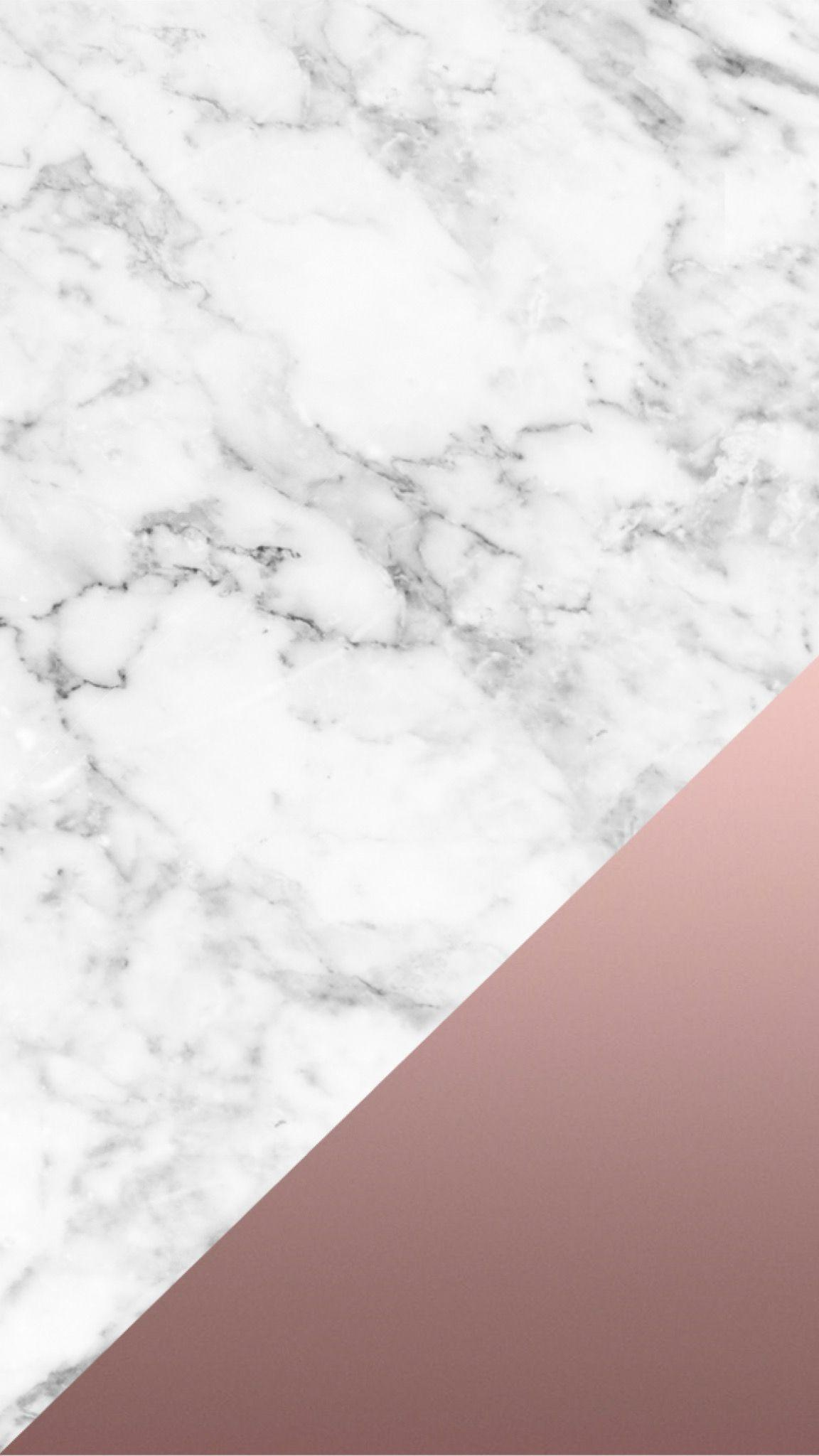Rose gold marble wallpapers