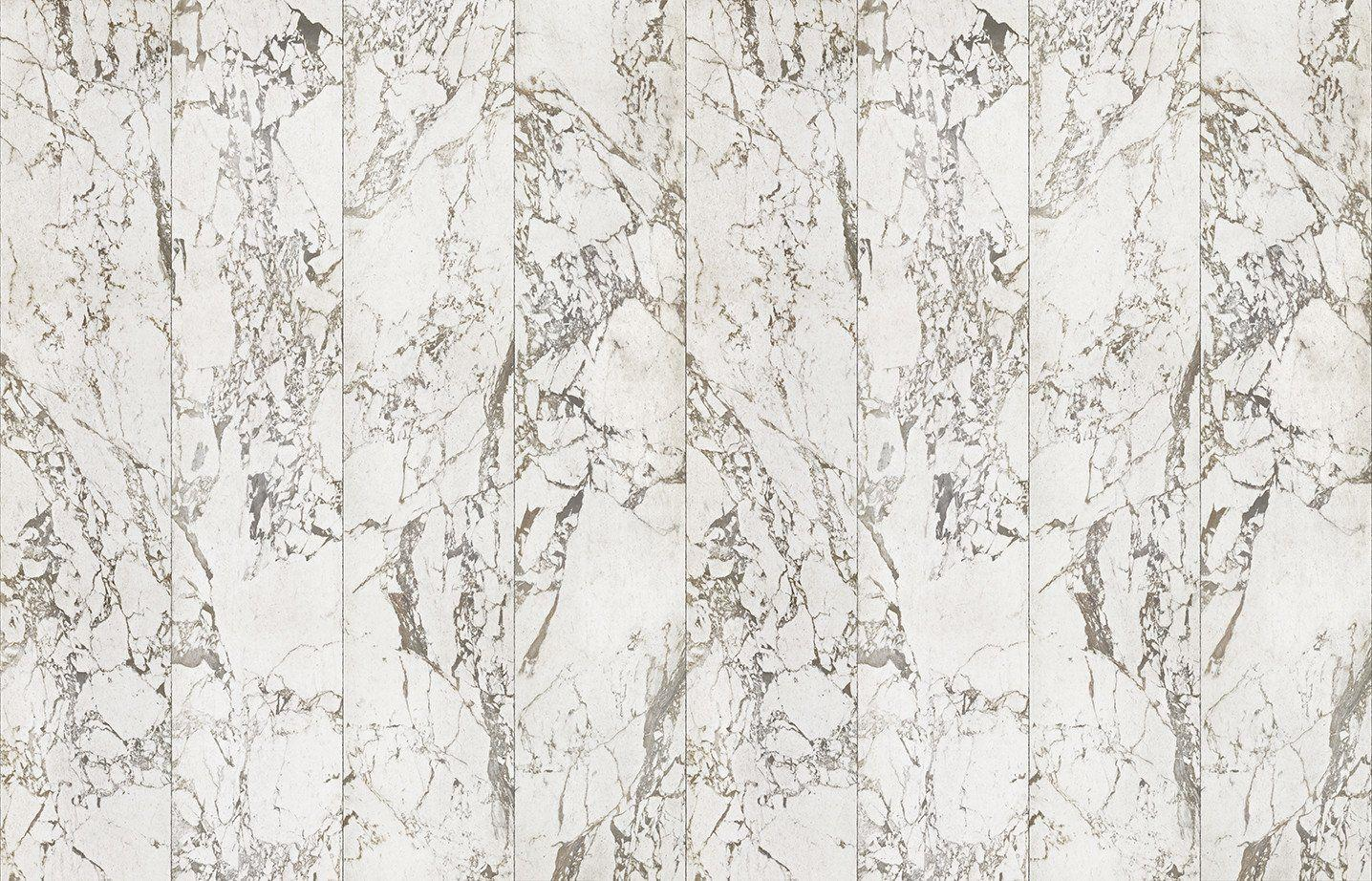 White Marble Wallpapers by Piet Hein Eek – NLXL