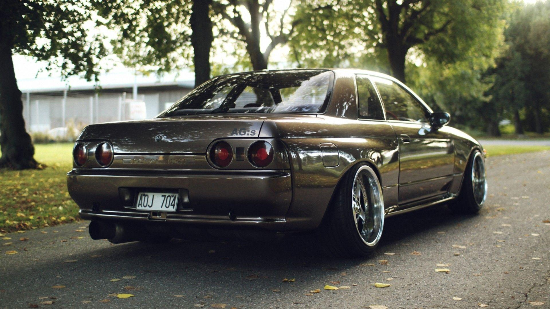 Nissan Skyline R32 GT R Tuning Wallpaper | 1920x1080 | 31009 .