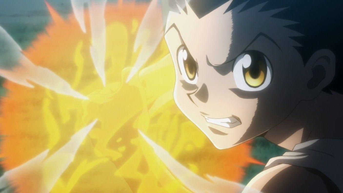 Gon Freecss 25 Widescreen Wallpapers