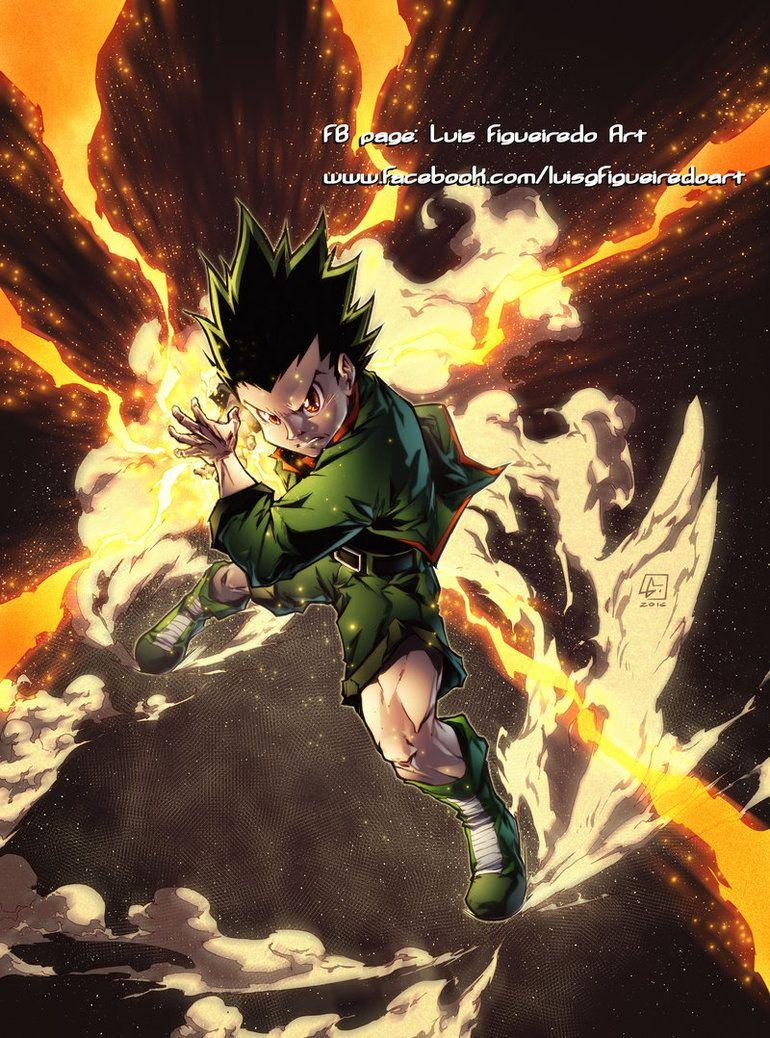 Gon Freecss Wallpapers Wallpaper Cave