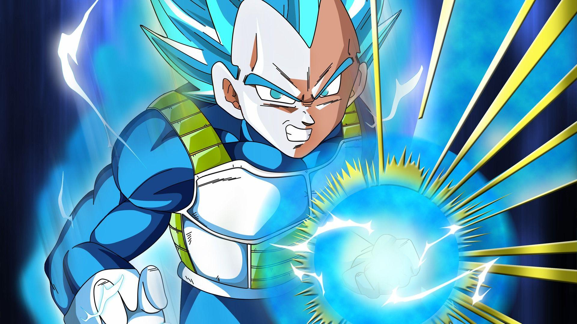 Vegeta Super Saiyan Blue 2 Wallpapers
