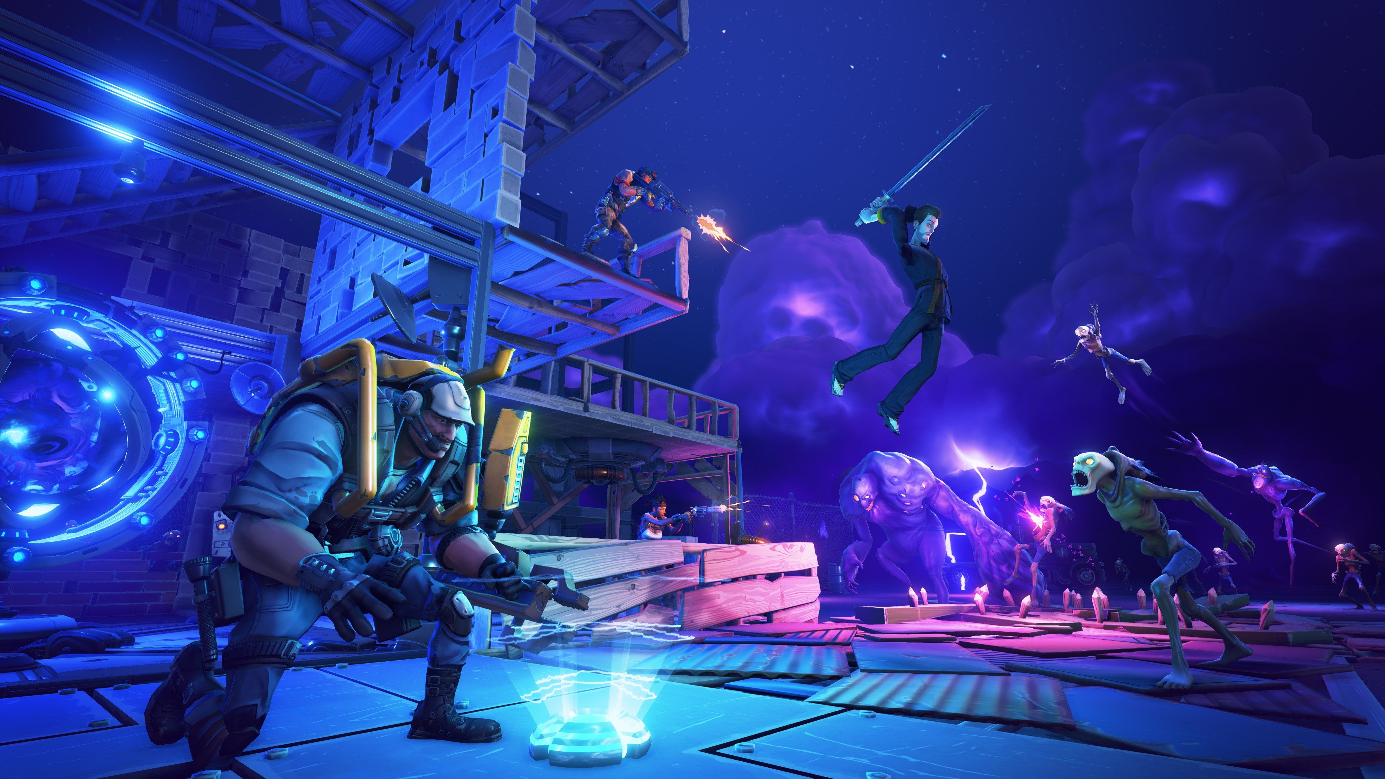 fortnite : Wallpaper Collection » Download Awesome collection of ...