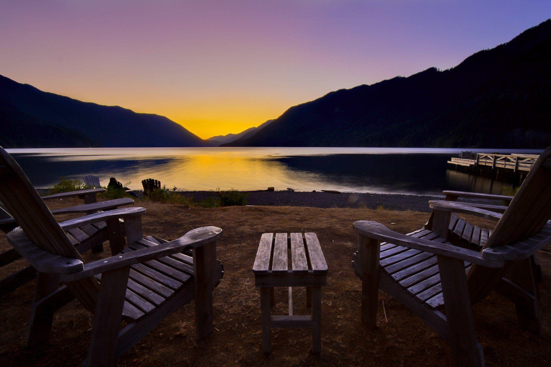 lake crescent lodge olympic national park crescent washington us