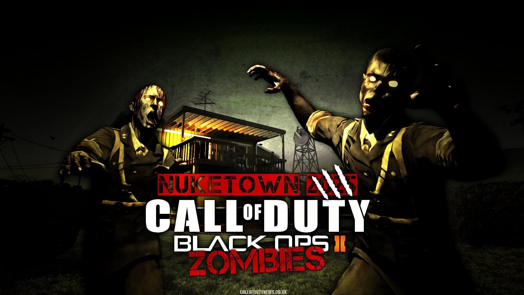 Call Of Duty Bo2 Zombies Wallpapers Wallpaper Cave