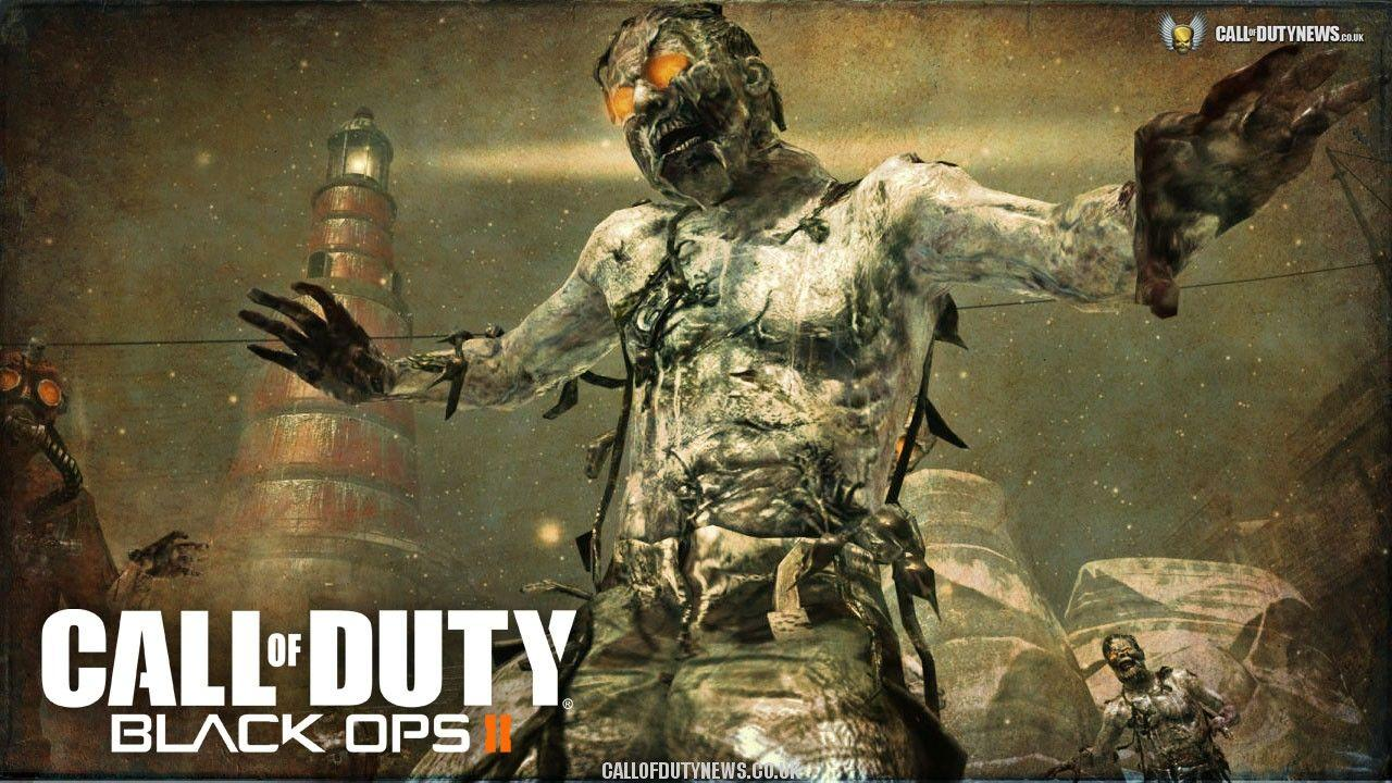 Call Of Duty BO2 Zombies Wallpapers - Wallpaper Cave