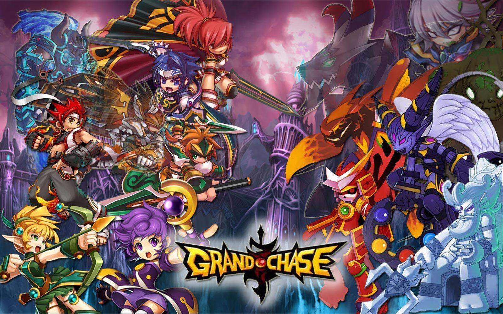 Grand Chase Wallpapers - Wallpaper Cave
