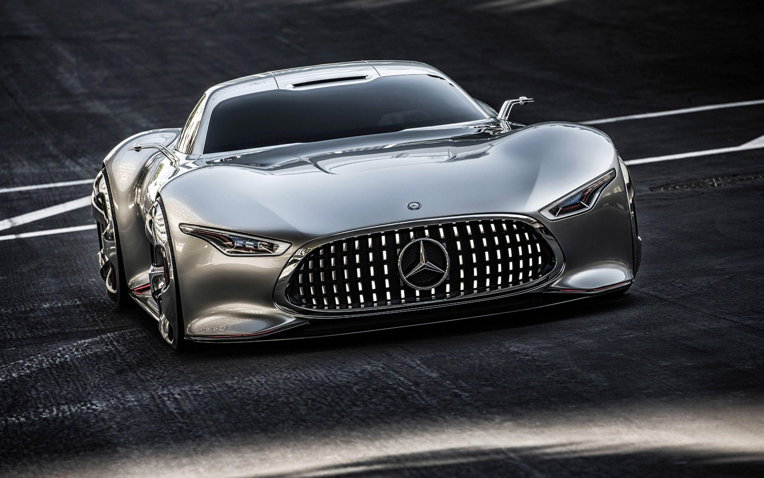 Mercedes Benz AMG Vision Gran Turismo Wallpapers