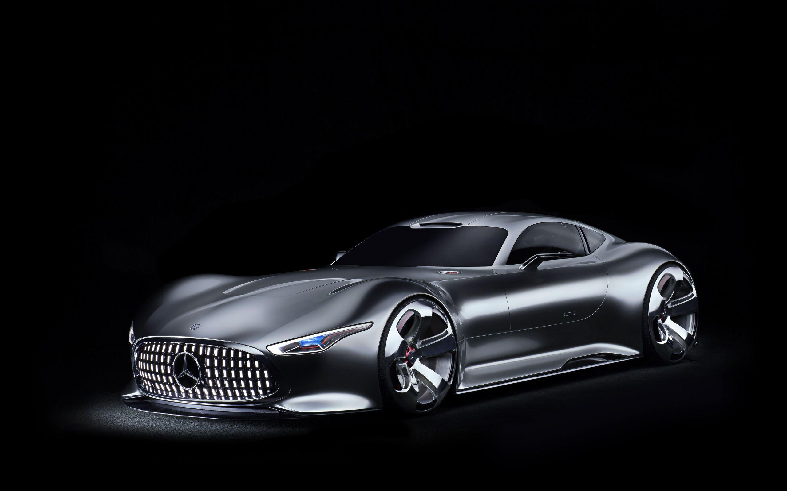 Cigarette Racing Vision GT Mercedes Benz 2014 Wallpapers