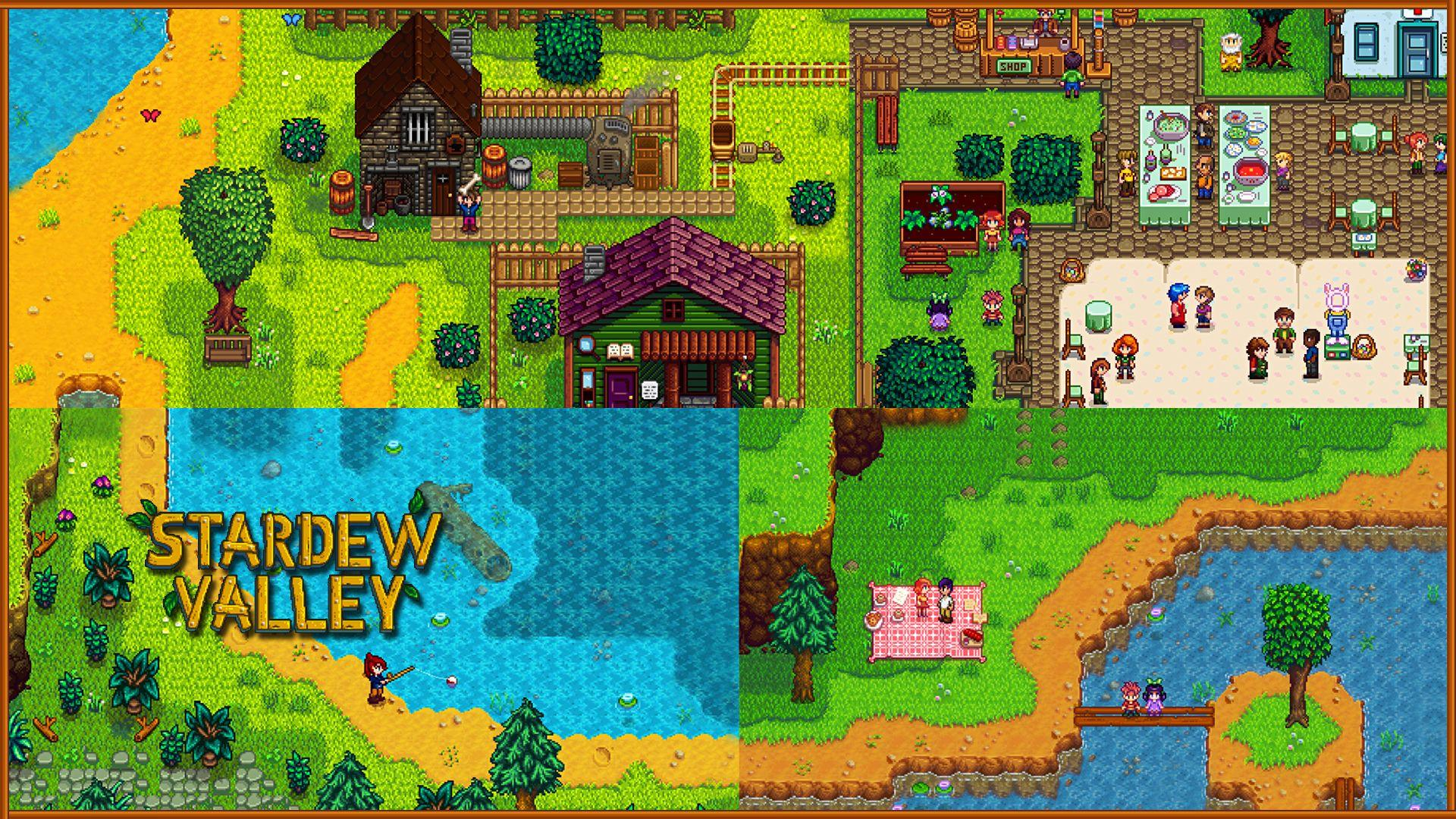 Stardew Valley Wallpapers - Wallpaper Cave