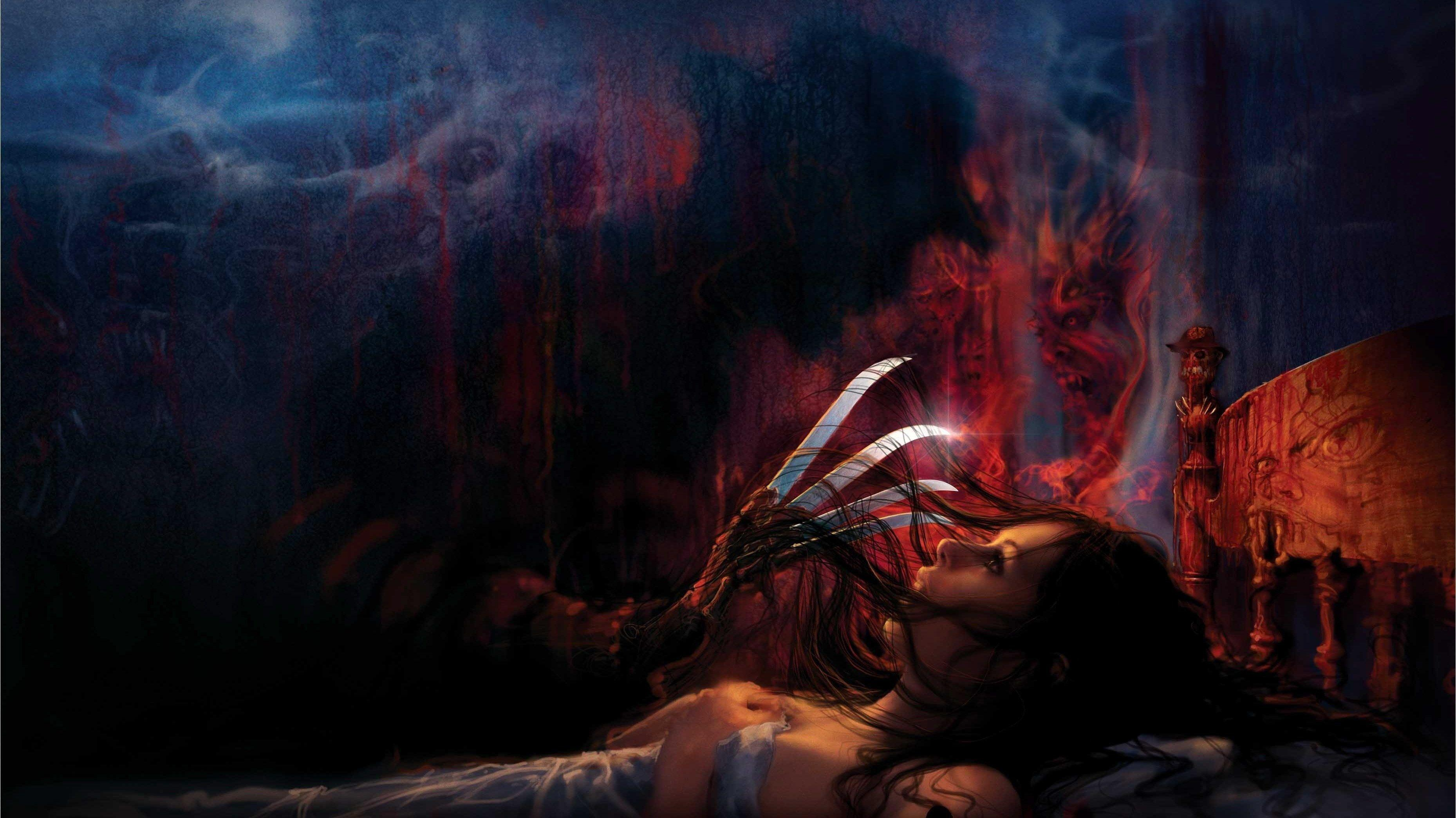 a nightmare on elm street wallpapers hd backgrounds image by