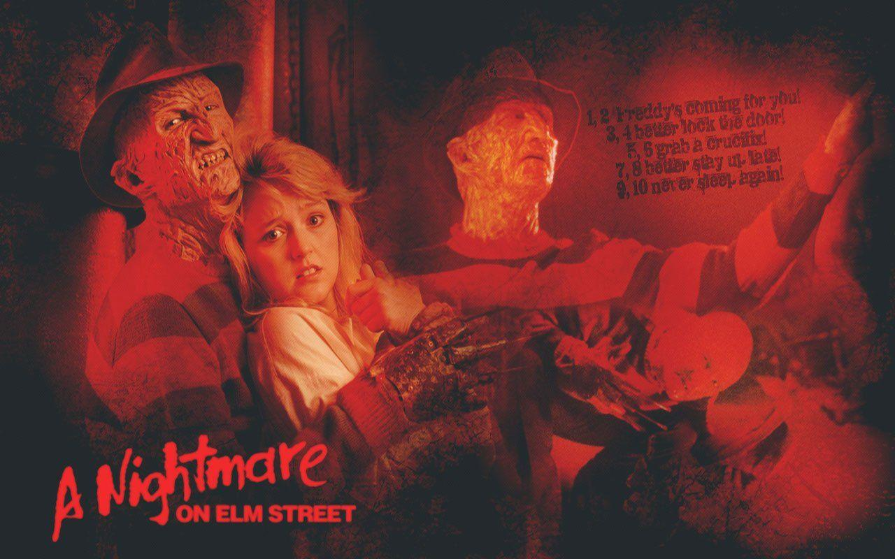 6 A Nightmare on Elm Street 4: The Dream Master HD Wallpapers