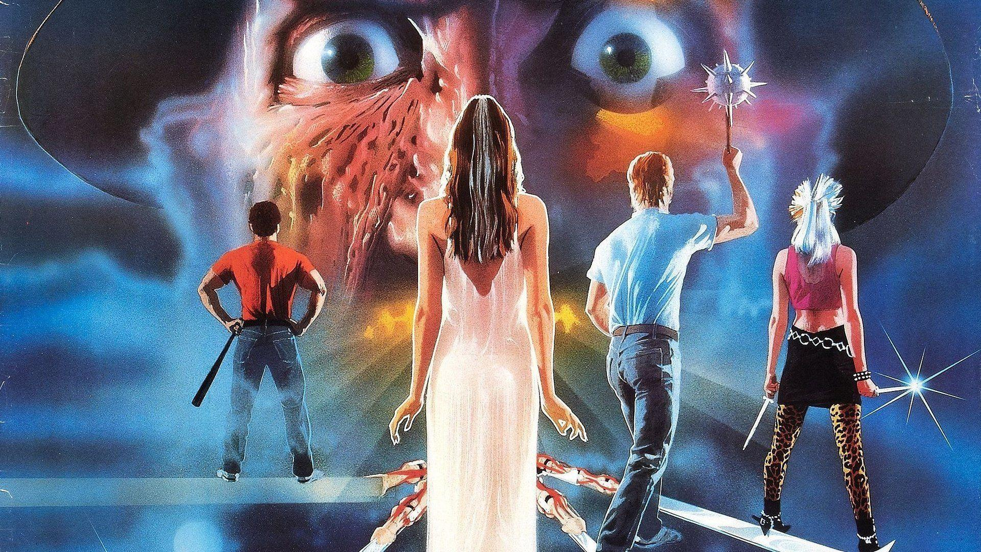 13 A Nightmare On Elm Street 3: Dream Warriors HD Wallpapers