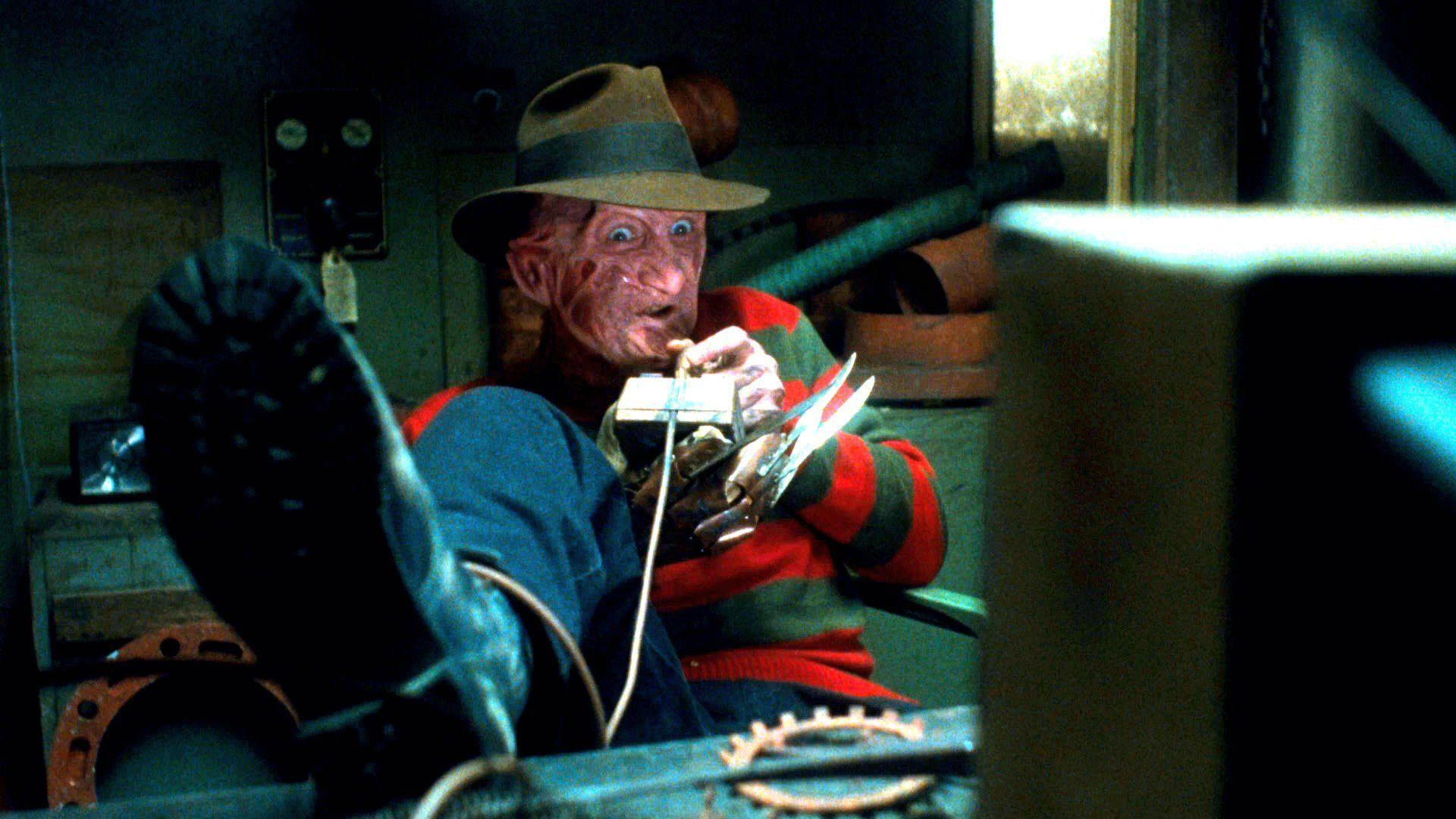 A NIGHTMARE ON ELM STREET dark horror thriller hd wallpapers