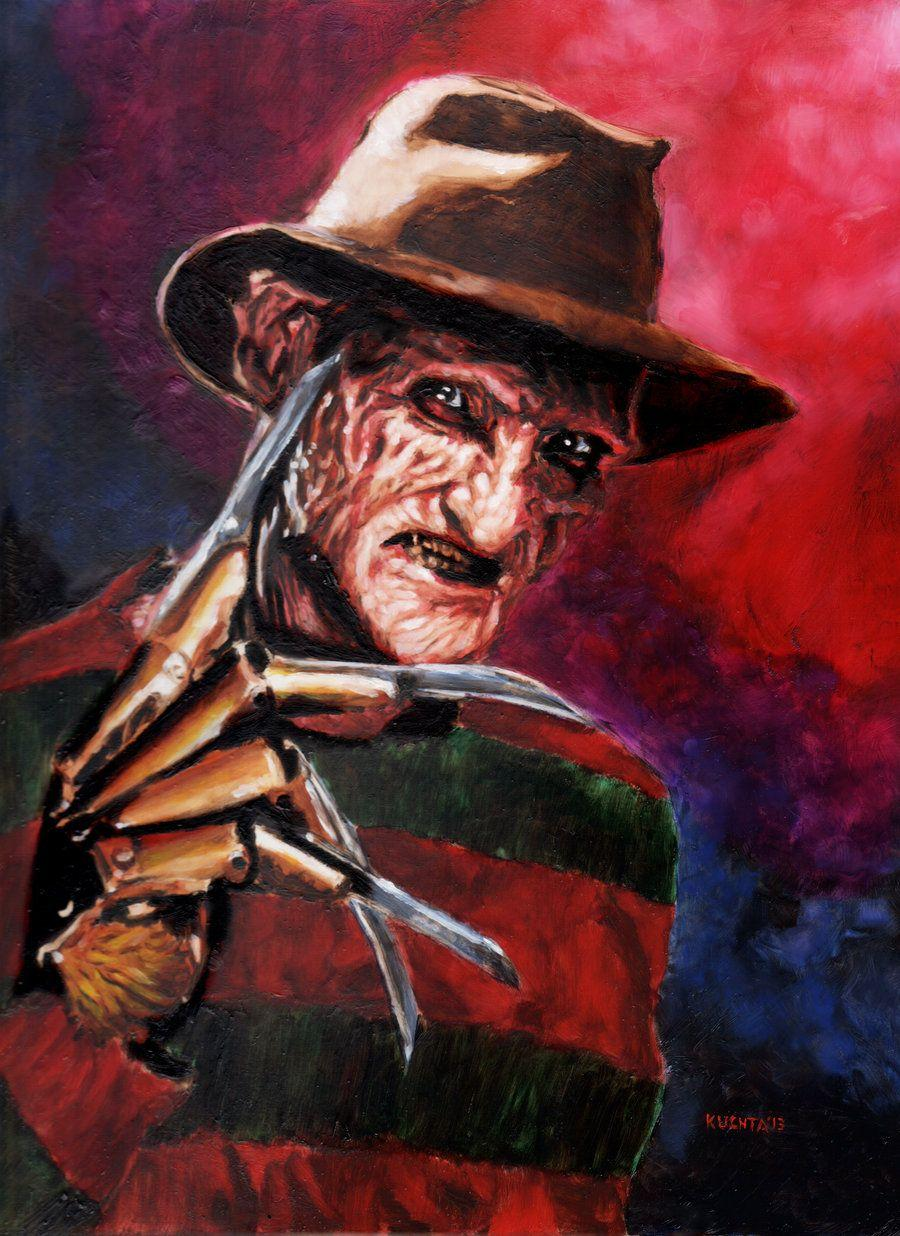 8 A Nightmare on Elm Street