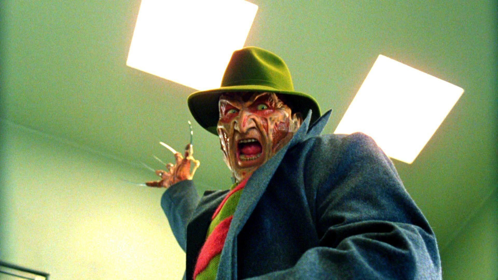 A NIGHTMARE ON ELM STREET dark horror thriller d wallpapers