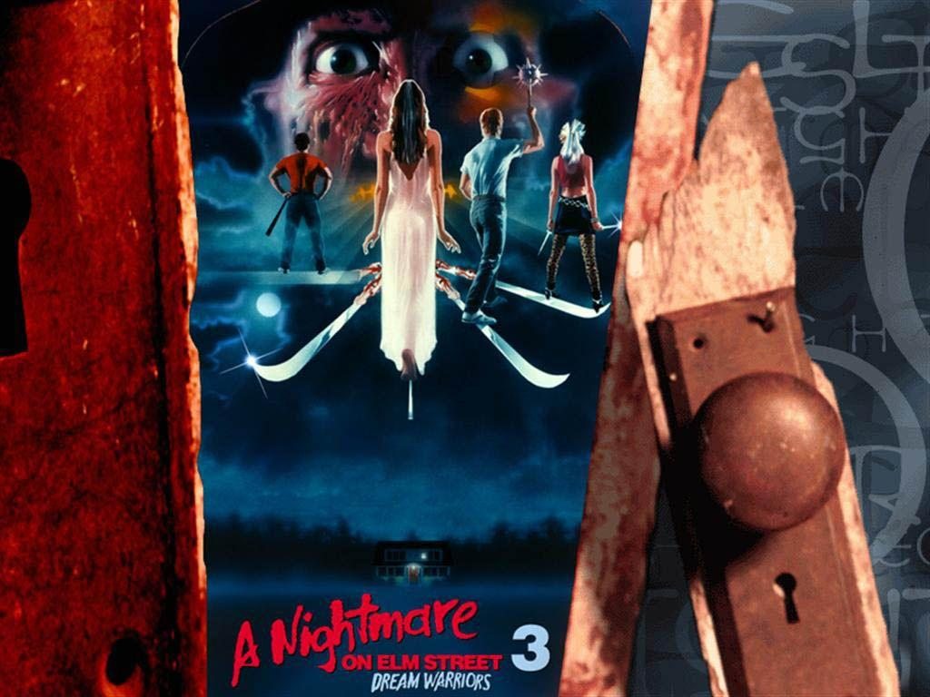 A Nightmare On Elm Street 3: Dream Warriors: Wallpapers