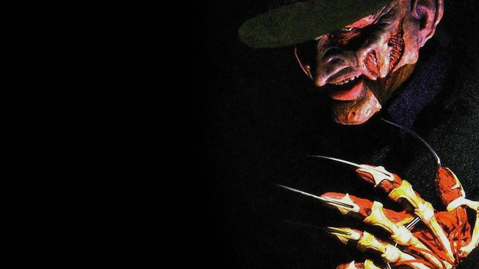 Nightmare On Elm Street Movie Wallpapers