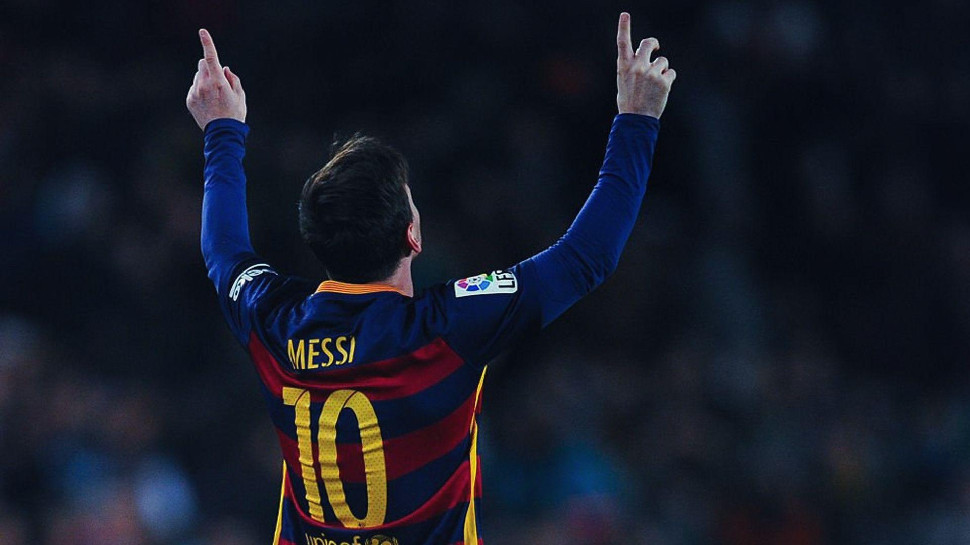 Messi Celebration Wallpapers Wallpaper Cave