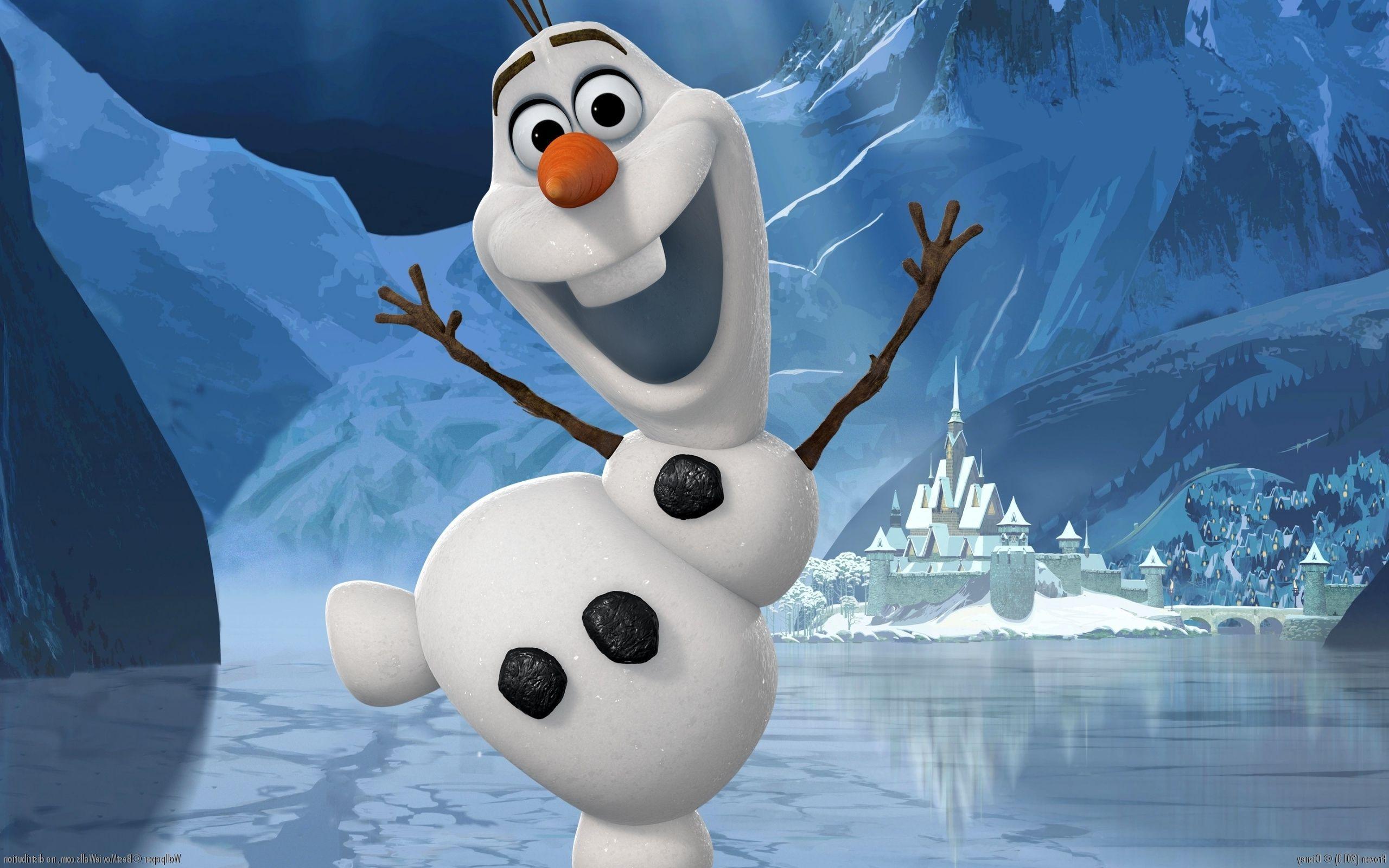 Olaf From Frozen Wallpaper