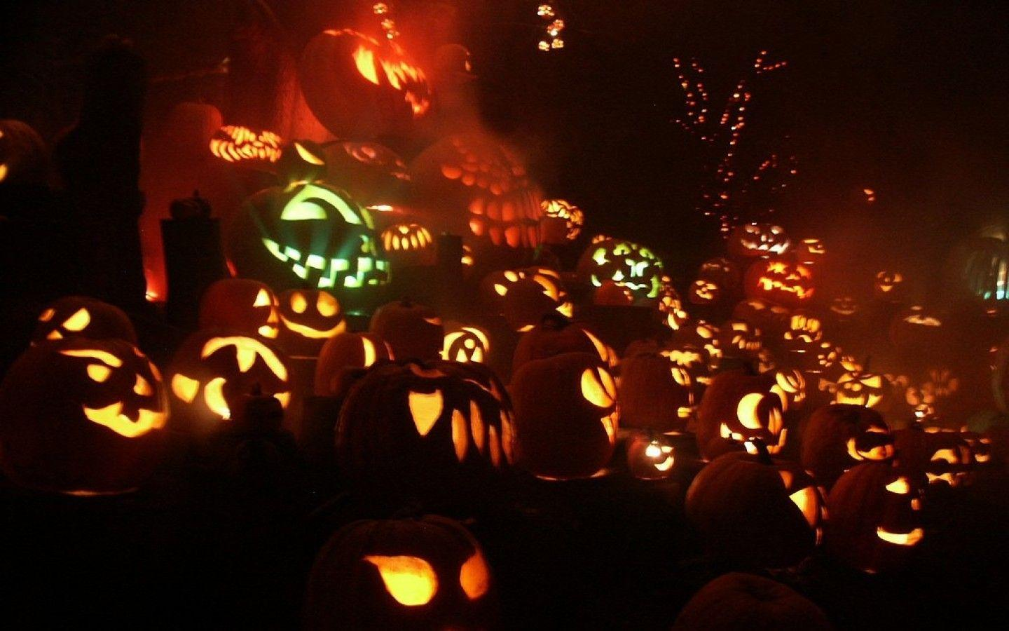 Jack O Lantern Wallpapers Wallpaper Cave